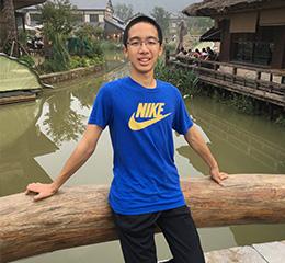 周一睿 上海应用技术大学考入上海大学
