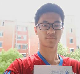 卓淏鋆 上海杉达学院考入上海理工大学
